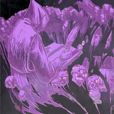 GALERIE 4_Millennials_Danse Macabre_The NEB studio_Lectura+_AuvergneRhôneAlpesLivreLecture_StripopCreative